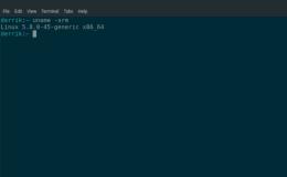 Ubuntu如何检查内核版本?怎么检查Ubuntu内核版本?
