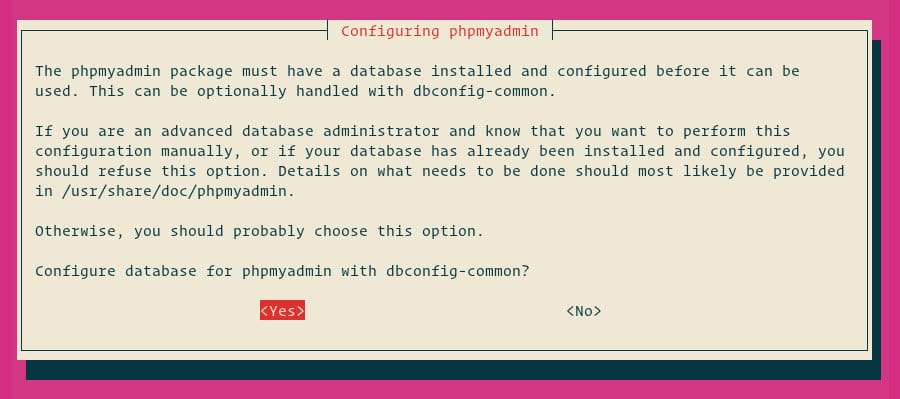 configuring-phpmyadmin-database